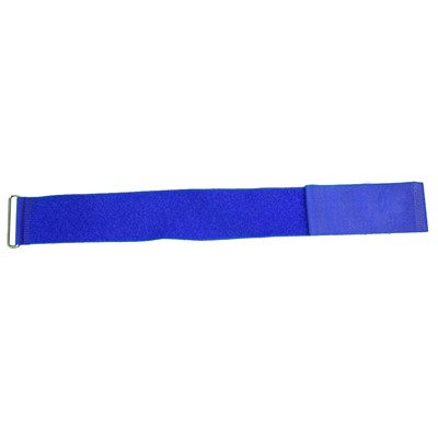"2""X22""BLUE VELCRO STRAP UNBRANDED"